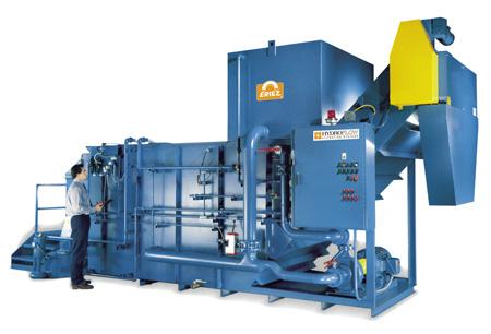 Eriez Metalworking Fluid Recycling Equipment