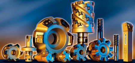 Industrial Milling Tools