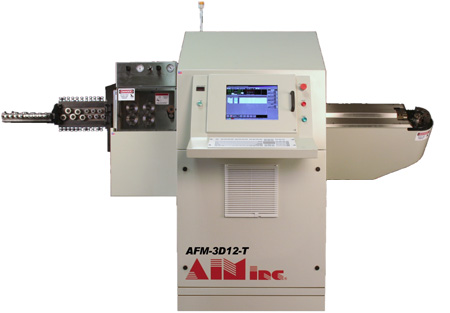 AIM Wire bendng Machinery