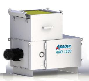 Aeroex oil mist collector