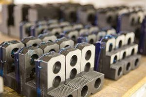 Chuck Jaws, Toolholders, And Workholding