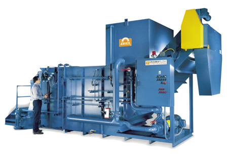 Eriez Metalworking Fluid Recycling Equipment