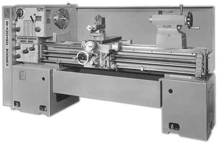 Industrial Gauging Lathe