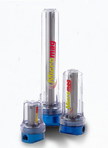 Micromag Magnetic Filtration