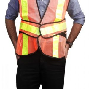 HiViz Wear – Reflective Tear Away Traffic Vest