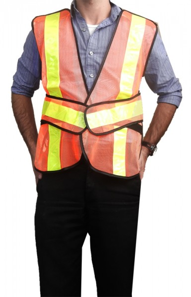 Reflective Traffic Safety Vest