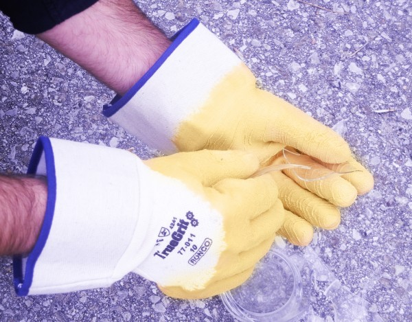 Industrial Hand Protection