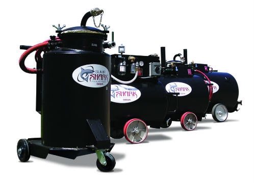 Air Powered Sump Cleaner